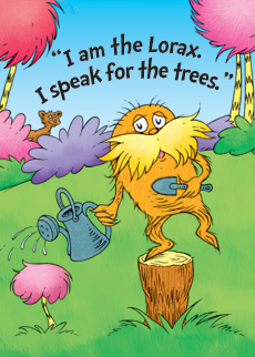 The Lorax Environmental Tips - Earlymoments.com
