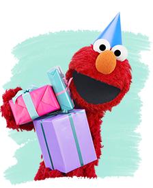 Happy Birthday  Elmo  Elmo Happy Birthday