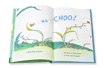 Because A Little Bug Went Ka-CHOO! | Book Club by Early Moments