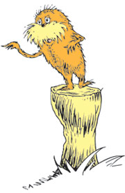 The Lorax | Activity Pages