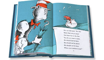 The Cat in the Hat | Dr. Seuss Book Club by Early Moments ...
