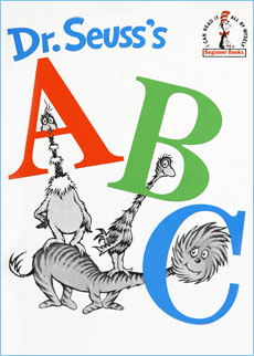 Dr. Seuss's ABC Book | Dr. Seuss Book Club by Early Moments