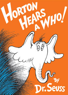 Horton Hears a Who! | Dr. Seuss Book Club by Early Moments