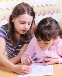 How to Help a Child With Attention Deficit Disorder Organize