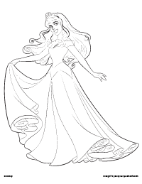Sleeping Beauty Coloring Pages Coloring Pages For Kids Disney