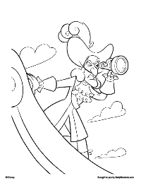 Pirate Princess Jake Coloring Page moreover Jake And Neverland Pirate ...