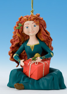 2013 Merida | Disney Character Ornaments by Early Moments