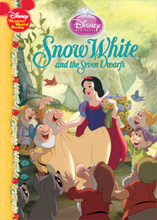 Snow White and the Seven Dwarfs NEW | Disney Book Club by Early Moments