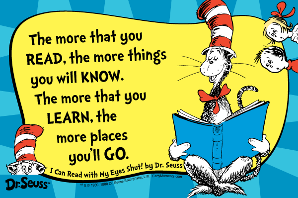 Dr. Seuss Quote #1
