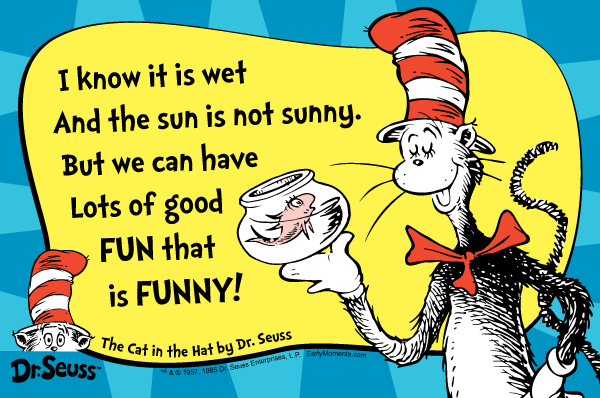 in the house and on the street how man by dr seuss