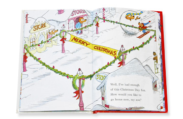 The Bears' Christmas | Dr. Seuss Book Club by Early Moments ...