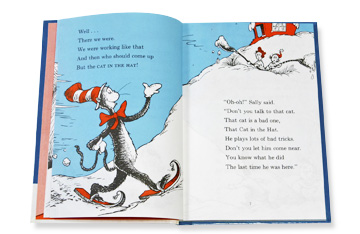 The Cat in the Hat Comes Back | Dr. Seuss Book Club by Early ...